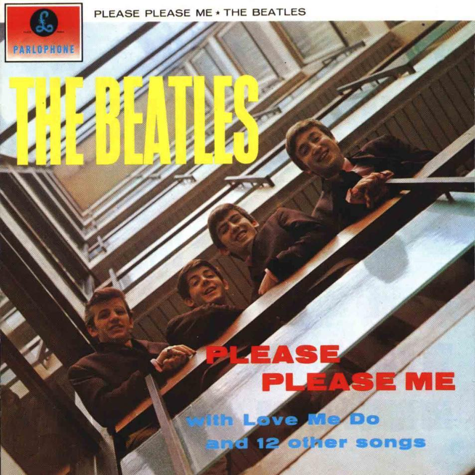 946 3824161 EMI  Beatles Please Please Me (Remaster 2009) (LP)