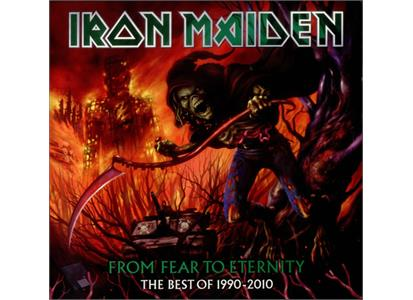 5099902736518 Parlophone UK Catalog  Iron Maiden From Fear To Eternity - Best Of (4LP)