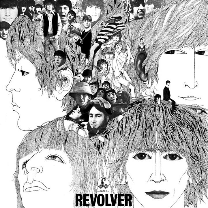 946 3824171 EMI  Beatles Revolver (Remaster 2009) (LP)