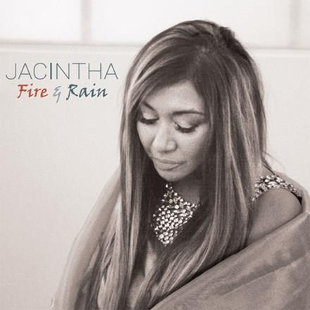 LGN109945 Groove Note  Jacintha Fire and Rain (2LP)