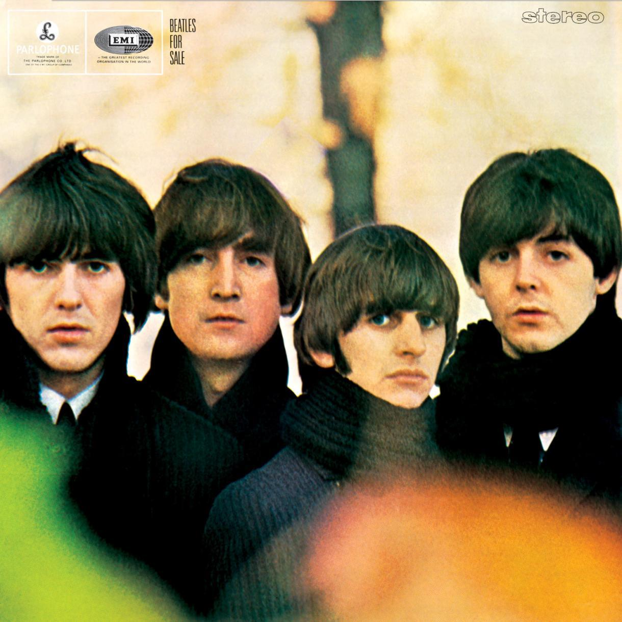 946 3824141 EMI  Beatles Beatles For Sale (Remaster 2009) (LP)