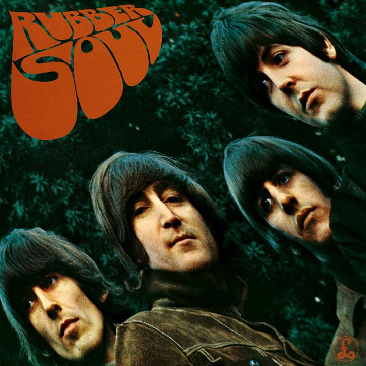 946 3824181 EMI  Beatles Rubber Soul (Remaster 2009) (LP)