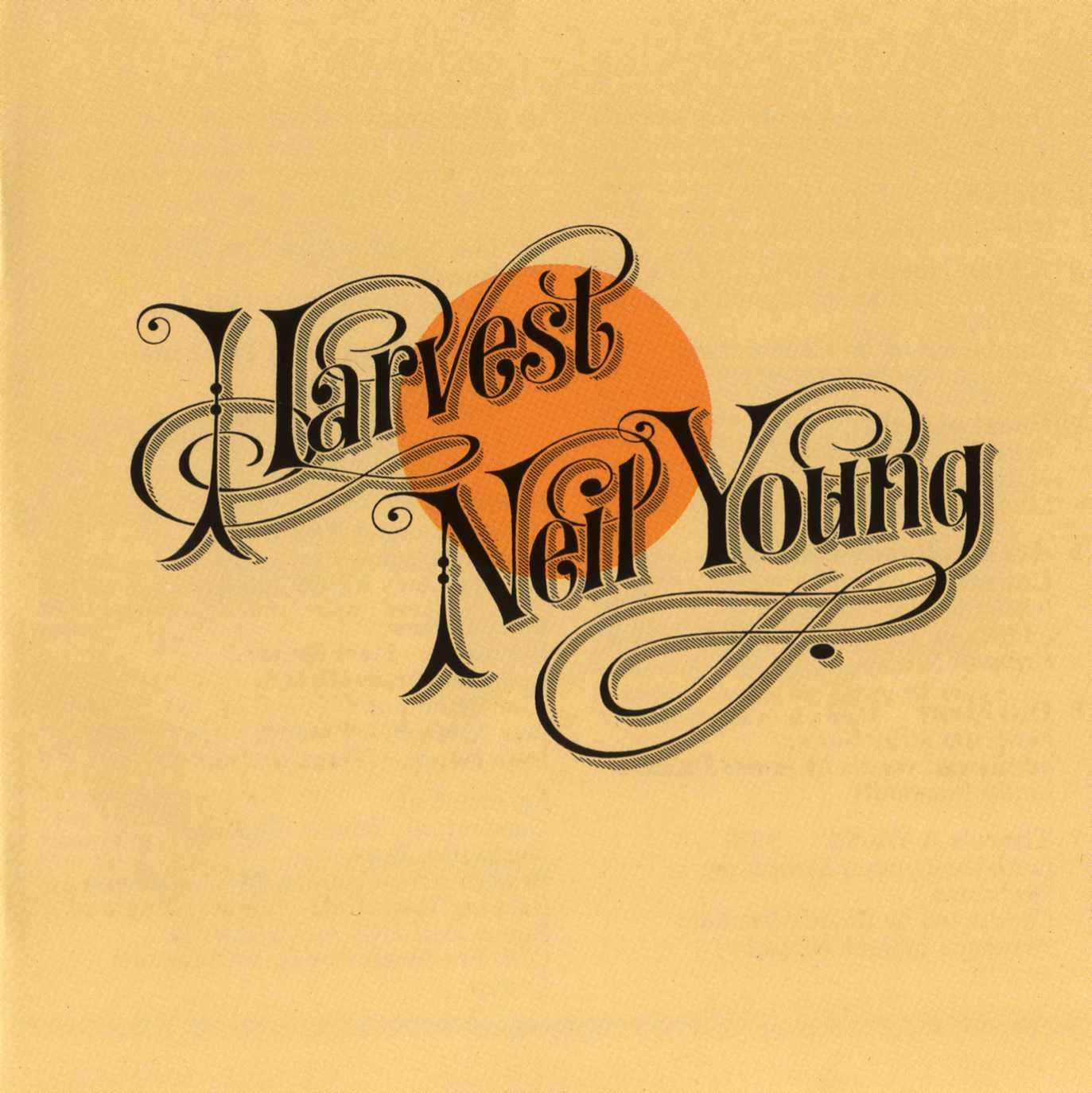 9362497865 Warner Bros  Neil Young Harvest (LP)