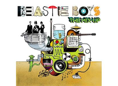 703041 Capitol  Beastie Boys The Mix-Up (LP)
