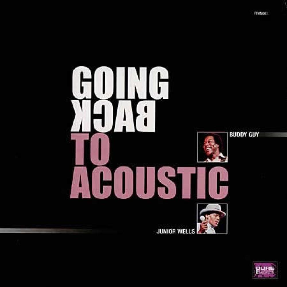 PPAN001 Pure Pleasure  Buddy Guy & Junior Wells Going Back to Acoustic (LP)