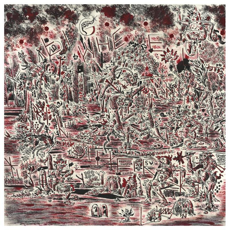 WIGLP305 Domino  Cass McCombs Big Wheel and Others (2LP)