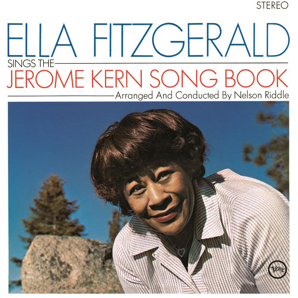 V6-4060 Speakers Corner  Ella Fitzgerald Sings the Jerome Kern Songbook (LP)