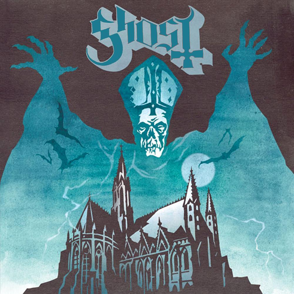 RISELP124 Rise Above  Ghost Opus Eponymous (LP)