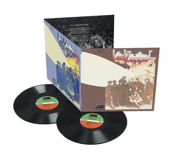 8122796438 Swan Song  Led Zeppelin Led Zeppelin II - Deluxe Edition (2LP)