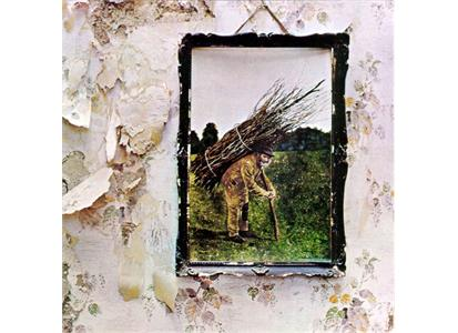 8122796577 Swan Song  Led Zeppelin Led Zeppelin IV (LP)