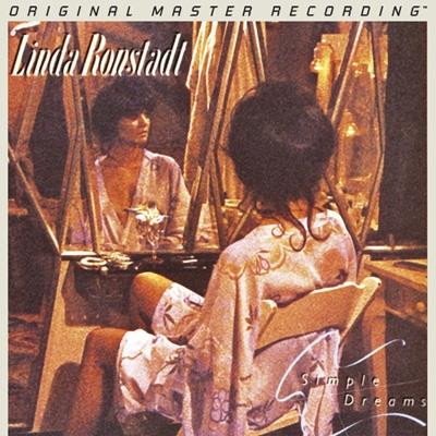 VXLMF321 Mobile Fidelity  Linda Ronstadt Simple Dreams (LP)