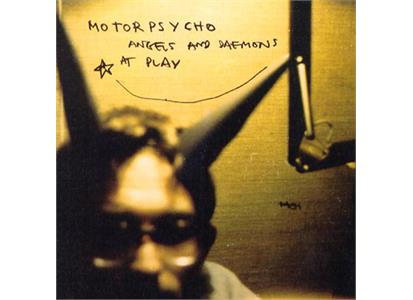 PSYCHO007LP Stickman Records  Motorpsycho Angels and Daemons at Play (2LP)