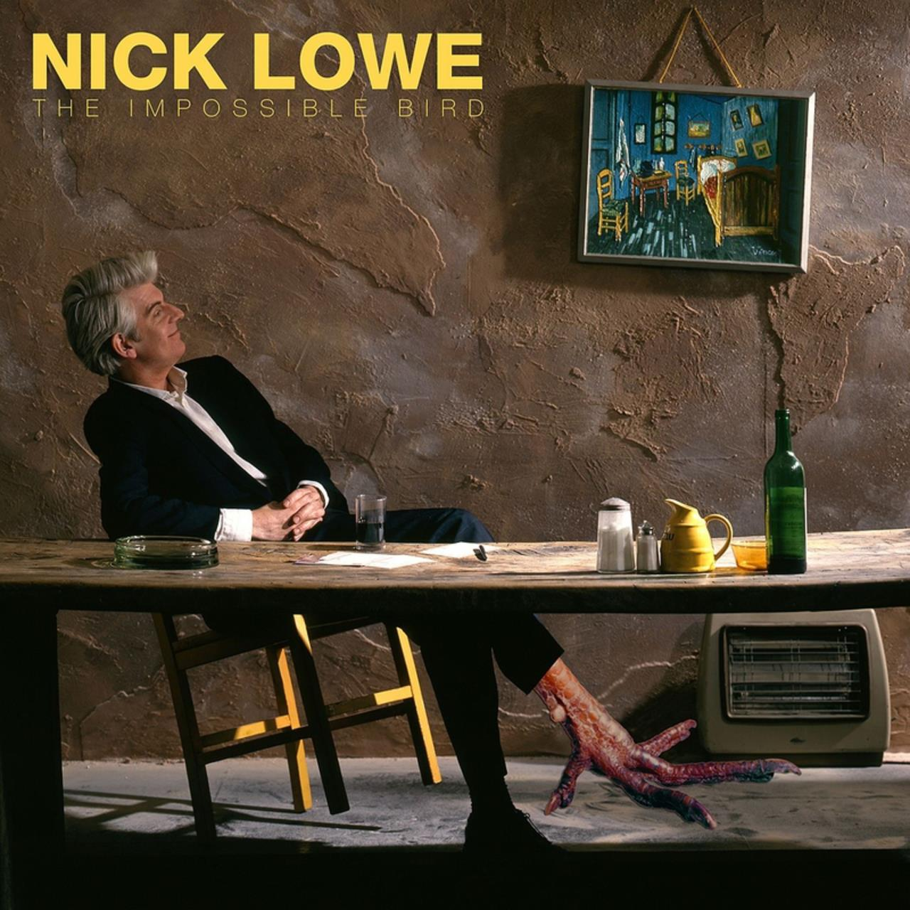 VXLDL2634 Yep Roc  Nick Lowe The Impossible Bird (LP)