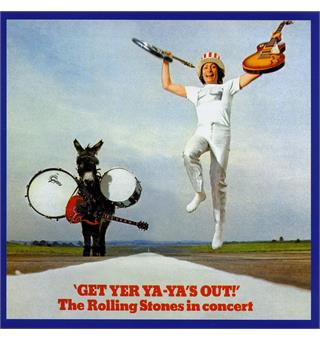 The Rolling Stones Get Yer Ya Ya's Out (LP)