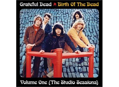 VXLDG3910 Friday Music  Grateful Dead Birth of Vol. 1: The Studio Sides (2LP)