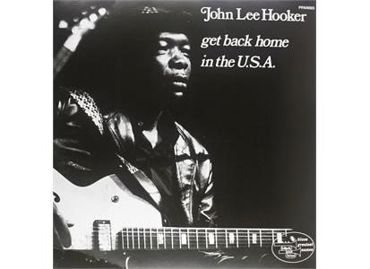 PPAN003 Pure Pleasure  John Lee Hooker Get Back Home in the USA (2LP)