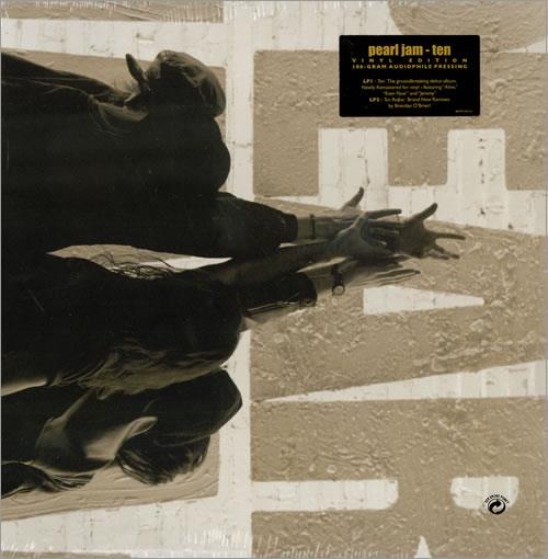 VXLDP3021 Epic  Pearl Jam Ten (2LP)