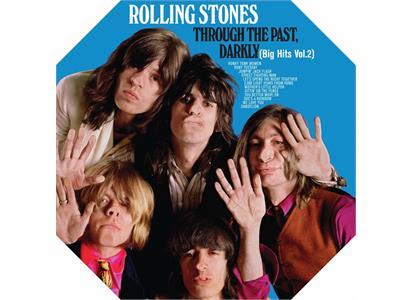 700090 ABKCO  The Rolling Stones Through the Past Darkly: Big Hits 2 (LP)