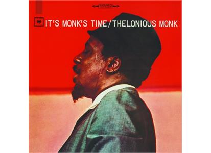 CS8984 Speakers Corner  Thelonious Monk It's Monk's Time (LP)