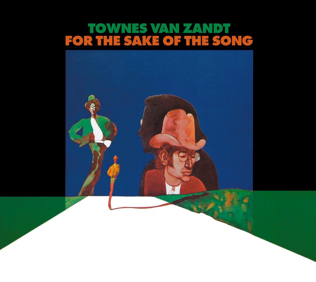 VXLDV8711 Fat Possum  Townes Van Zandt For the Sake of the Song (LP)