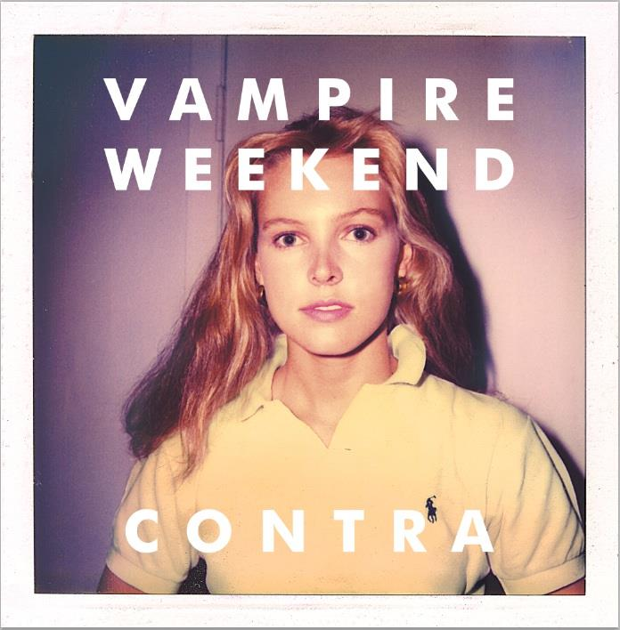 XLLP 429 XL Recordings  Vampire Weekend Contra (LP)
