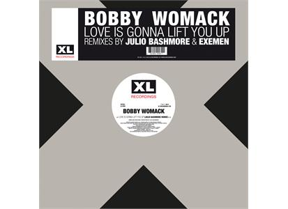 XLT581 XL Recordings  Bobby Womack Love Is Gonna Lift You Up (12'')