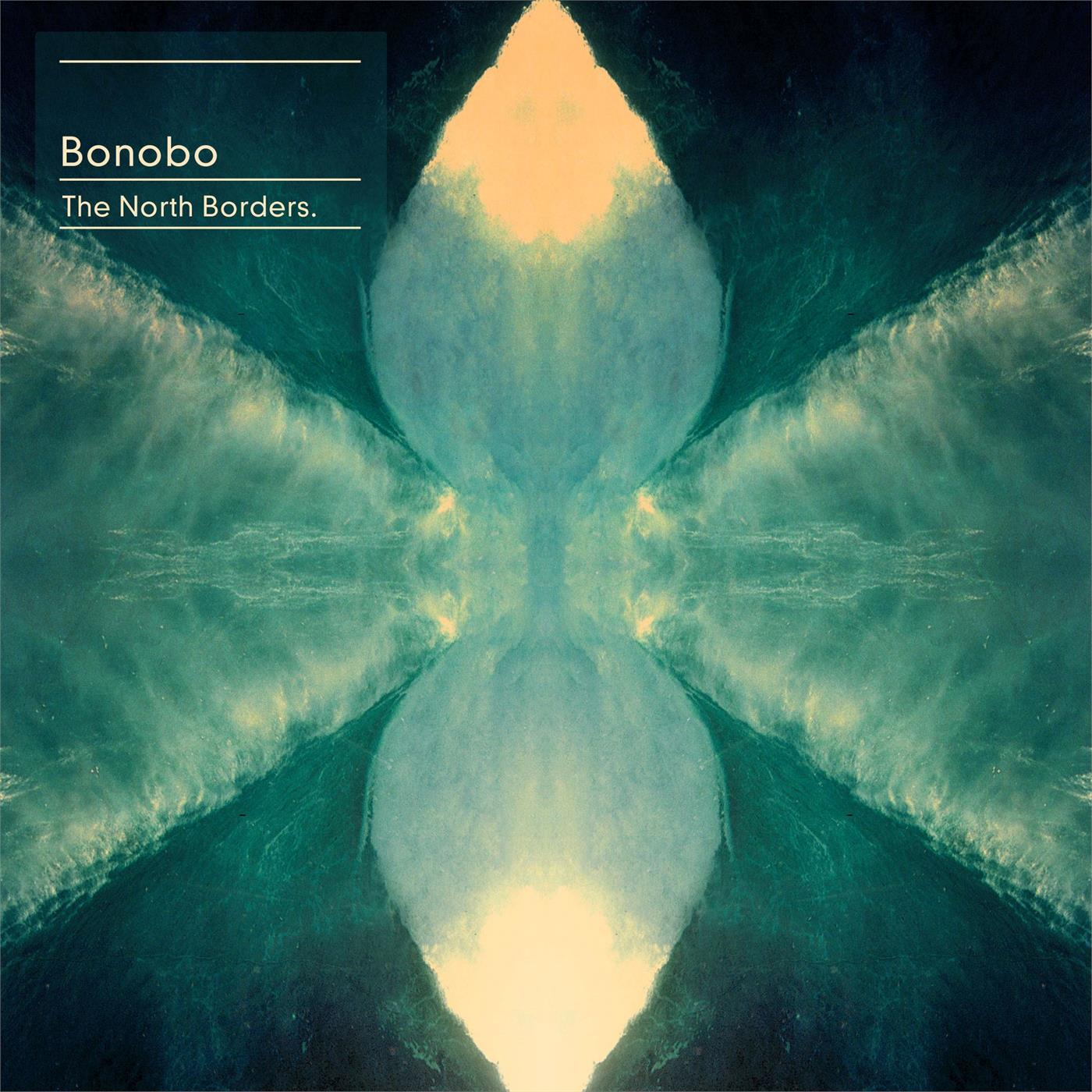 ZEN195 Ninja Tune  Bonobo The North Borders (2LP)