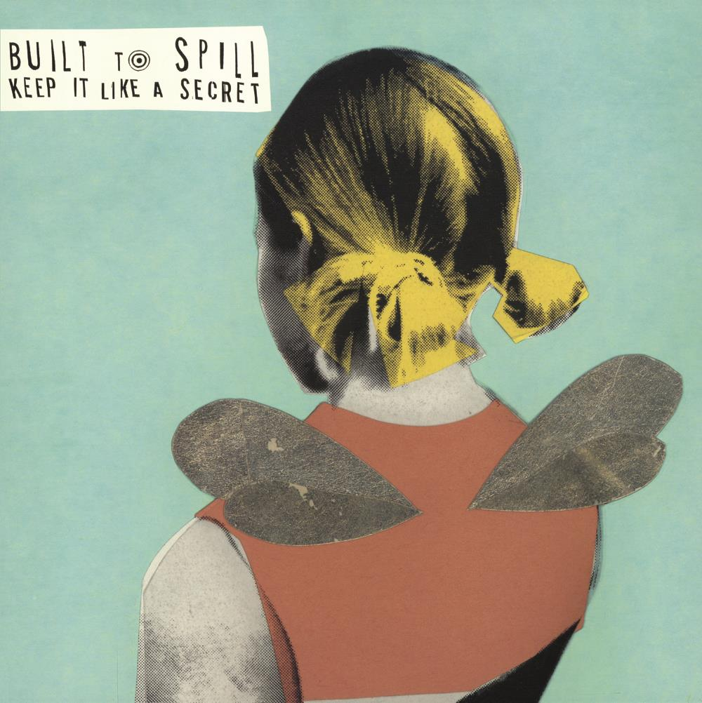 Built To Spill Keep It Like A Secret Lp Bigdipper