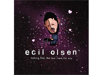 BDSHOPLP005 Big Dipper  Egil Olsen Nothing Like The Love I Have (LP)