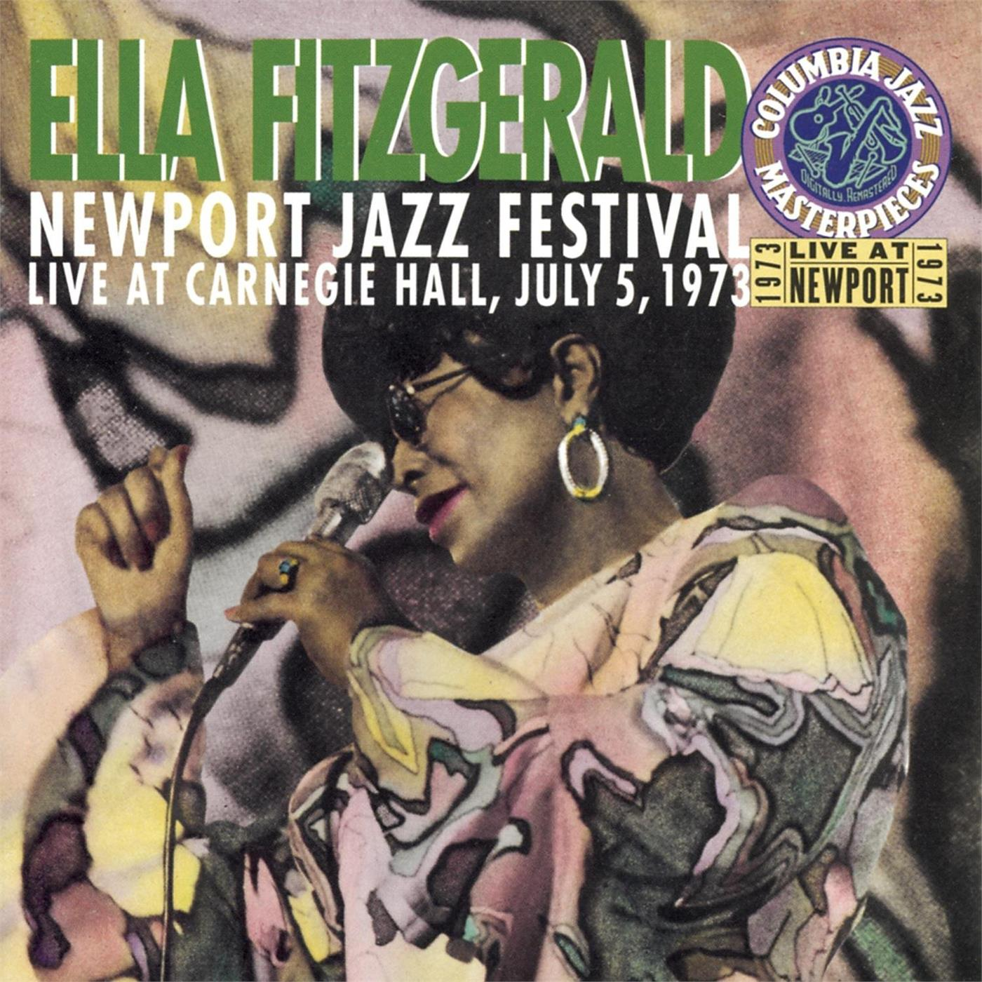 PPAN KG32557 Pure Pleasure  Ella Fitzgerald Newport Jazz at Carnegie Hall (2LP)
