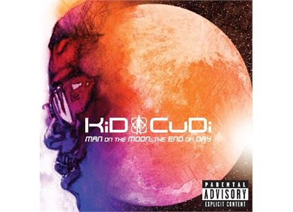 701836 Universal  Kid Cudi Man on the Moon: The End of Day (2LP)
