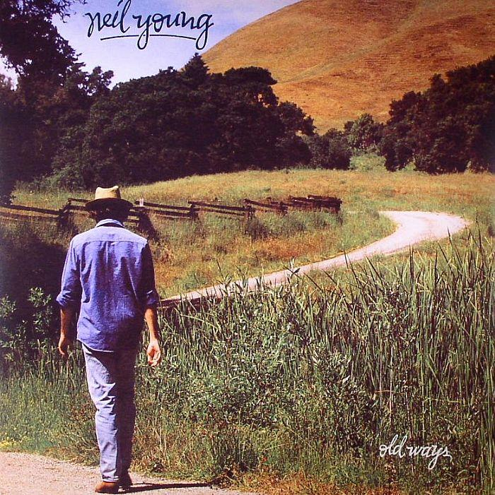 VXLIY6965 Geffen  Neil Young Old Ways (LP)