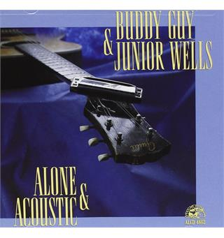 Buddy Guy & Junior Wells Alone and Acoustic (LP)