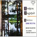Kirsten Flagstad Sibelius Song Recital (LP)