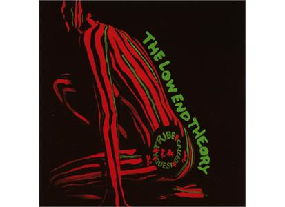 VXLDT41418-2 Jive  A Tribe Called Quest The Low End Theory (2LP)