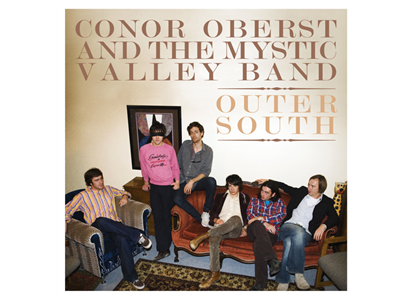 VXLDO4911 Merge  Conor Oberst & The Mystic Valley Band Outer South (2LP)