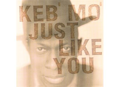 MOVLP1057 Music on Vinyl  Keb' Mo' Just Like You (LP)