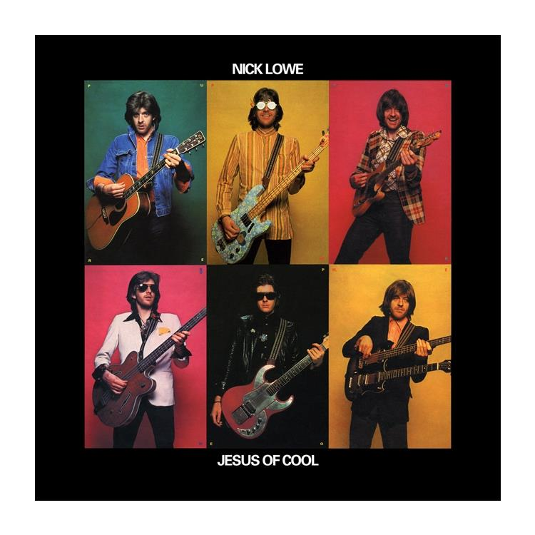 VXLDL201 Yep Roc  Nick Lowe Jesus of Cool (2LP)