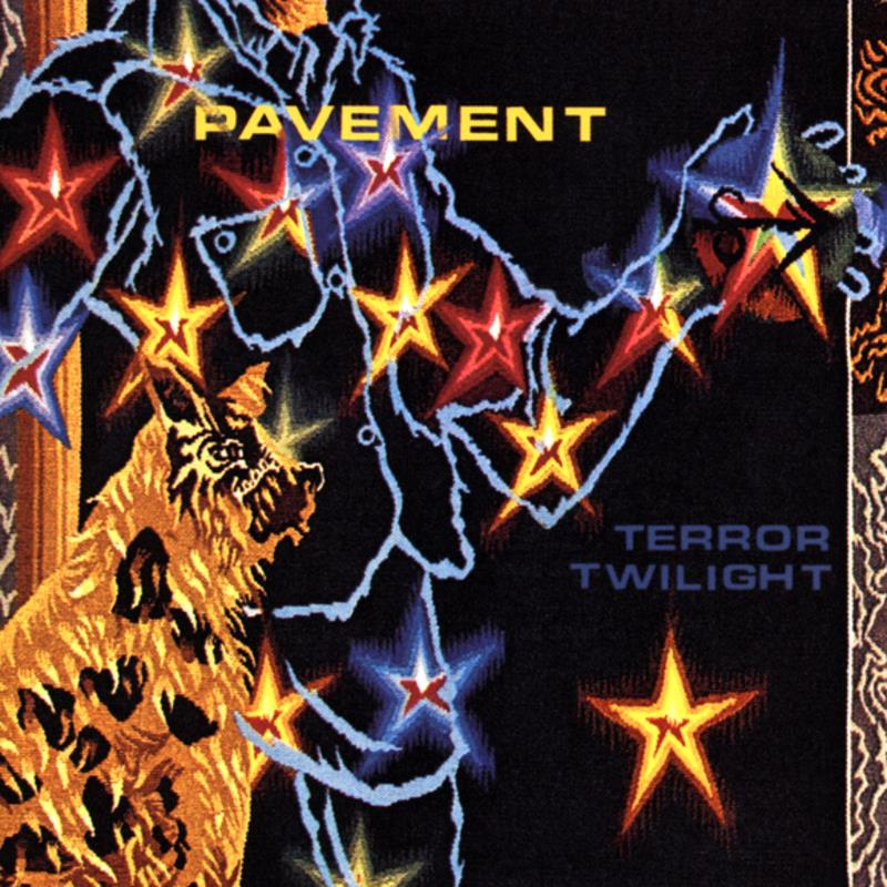 701847 Matador  Pavement Terror Twilight (LP)