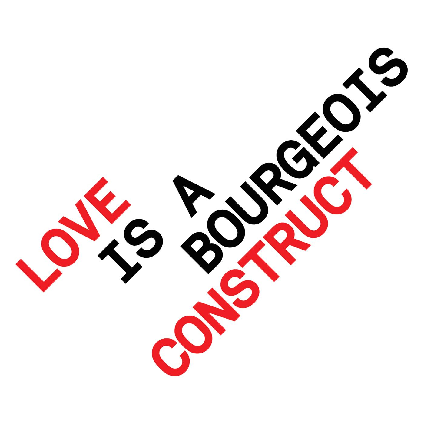 X20004VL1 X2  Pet Shop Boys Love Is a Bourgeois Construct (2x12'')