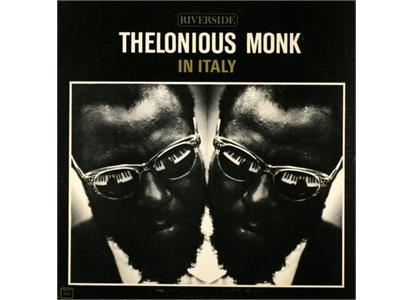 OJC488 Riverside  Thelonious Monk In Italy (LP)