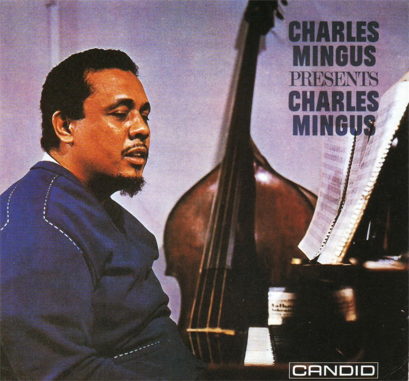 CJS9005 Pure Pleasure  Charles Mingus Mingus Presents Mingus (LP)