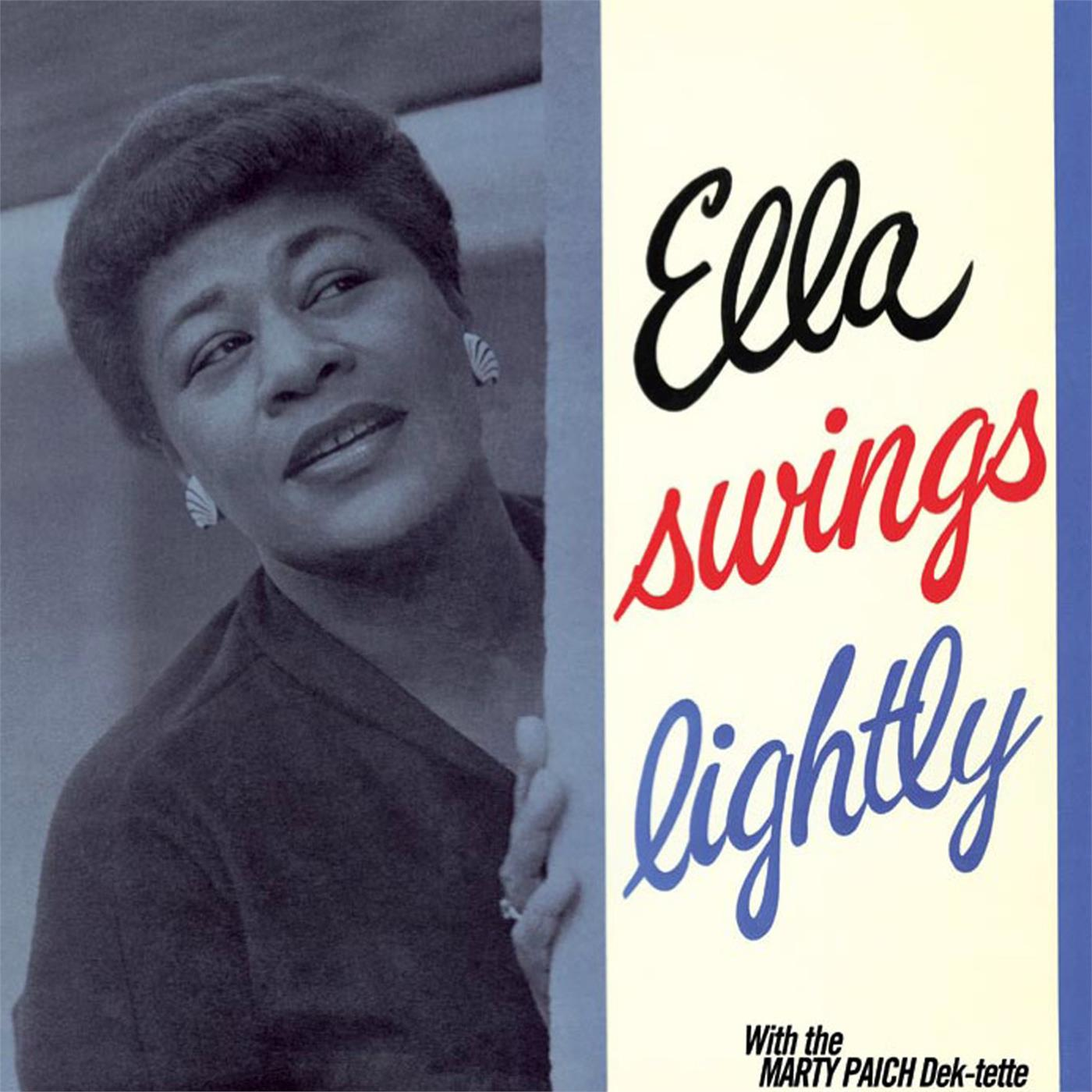 VXLORG026 ORG Music  Ella Fitzgerald Ella Swings Lightly (2LP)
