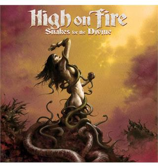 High on Fire Snakes For the Divine (LP)