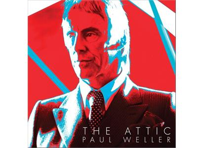 VXLDW9273 Yep Roc Records  Paul Weller The Attic (7'')