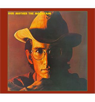 Townes Van Zandt Our Mother the Mountain (LP)
