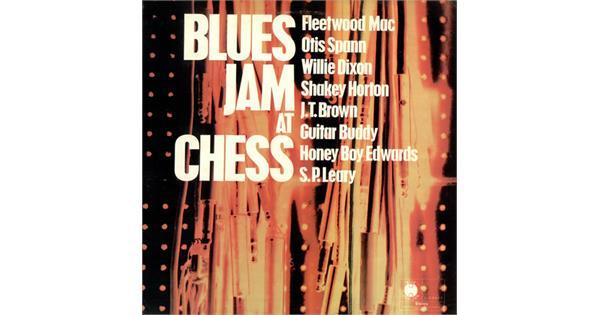 Fleetwood Mac Diverse Artister Blues Jam At Chess 2lp