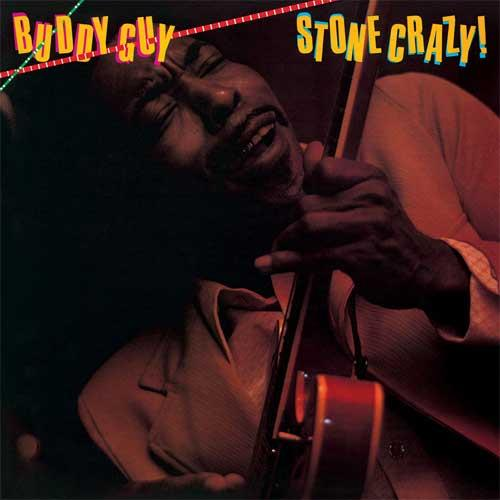 VXLDG2315 Alligator  Buddy Guy Stone Crazy (LP)