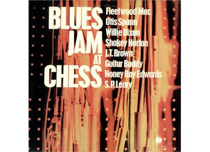 7-66227 Pure Pleasure  Fleetwood Mac / Diverse artister Blues Jam at Chess (2LP)