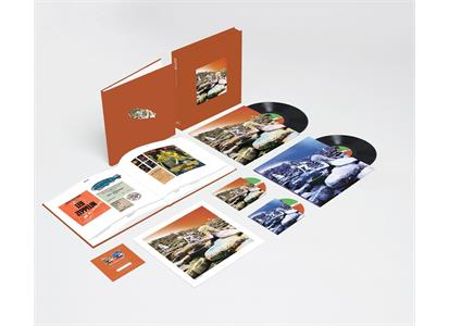 8122795830 Swan Song  Led Zeppelin Houses Of The Holy - Super DLX (2LP+2CD)